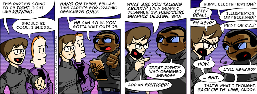 1PT.Rule Comic: Based On a True Story…