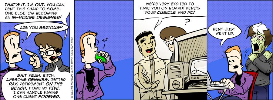 1PT.Rule Comic: The Unenviable Conclusion