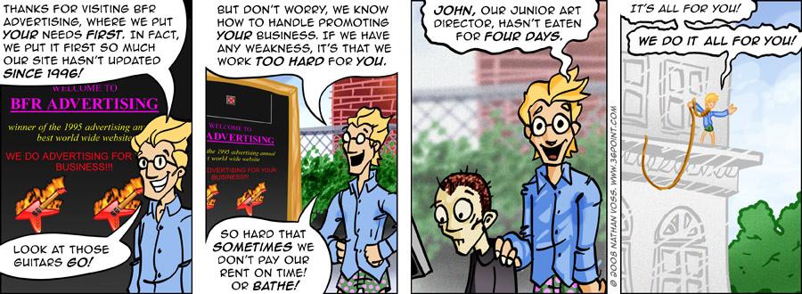 1PT.Rule Comic: A Common Tactic