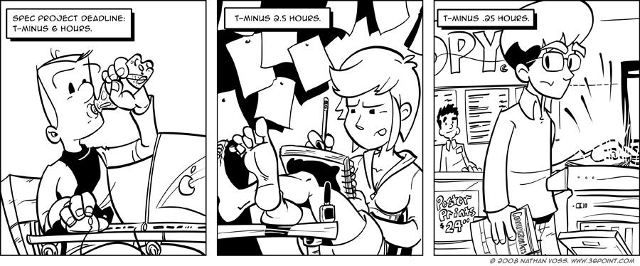 1PT.Rule Comic: Project Perdition Part 4
