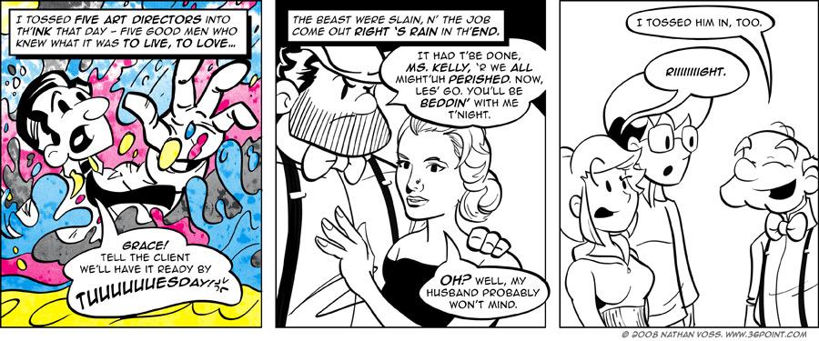 1PT.Rule Comic: As True As Possible