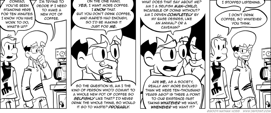 1PT.Rule Comic: The Essential Existential Espresso