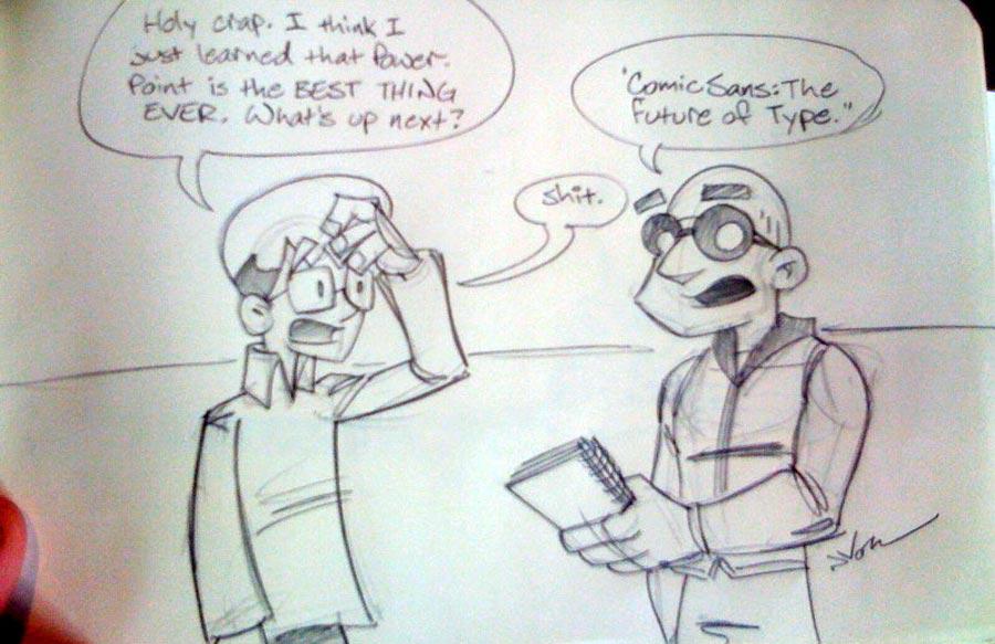 1PT.Rule HOW Sketchbook (page 2)
