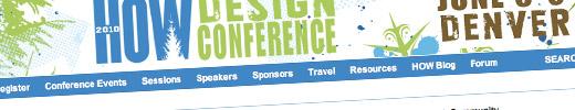 2010 How Conference - Denver, Colorado