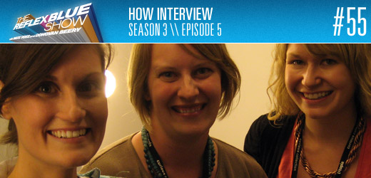 The Reflex Blue Show, Season 3, Episode 5: HOW Interview