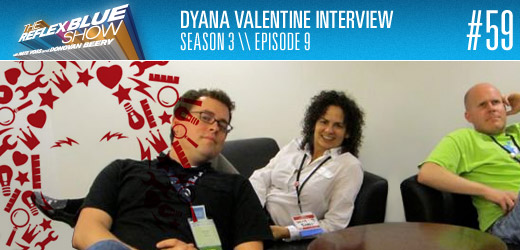 Dyana Valentine Interview