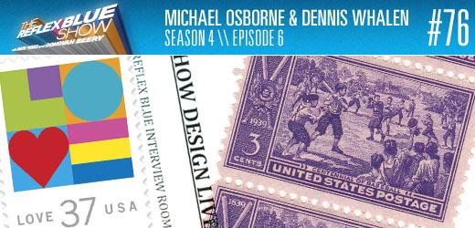 Michael Osborne and Dennis Whalen of Michael Osborne Design
