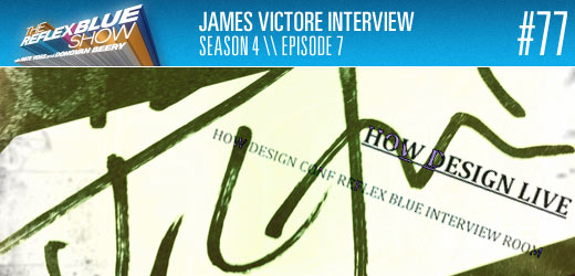 James Victore Interview