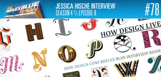 A podcast interview with Jessica Hische