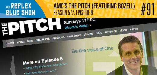 AMC's The Pitch - an Interview with Bozell about their experience on the show.