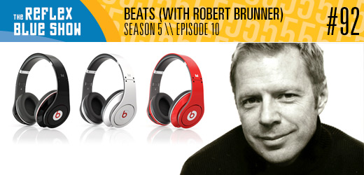 Robert Brunner of Ammunition Podcast Interview