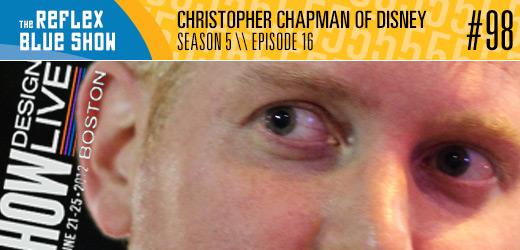 Christopher Chapman of Disney