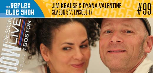 Jim Krause & Dyana Valentine