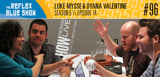 Luke Mysse and Dyana Valentine
