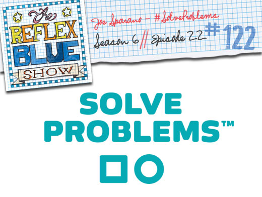 Joe Sparano – #SolveProblems