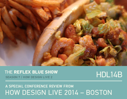 HOW Design Live 2014 in Boston. Recap 2.