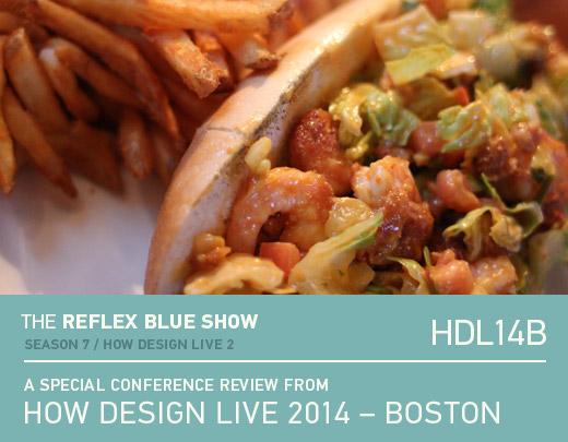 HOW Design Live 2014 in Boston. Recap 2.
