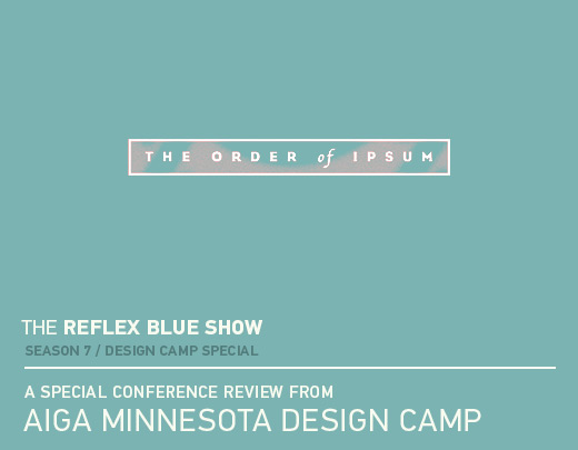 AIGA Minnesota Design Camp 2014 Podcast Special