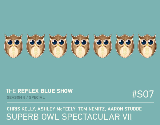 The Reflex Blue Show : Superb Owl VII