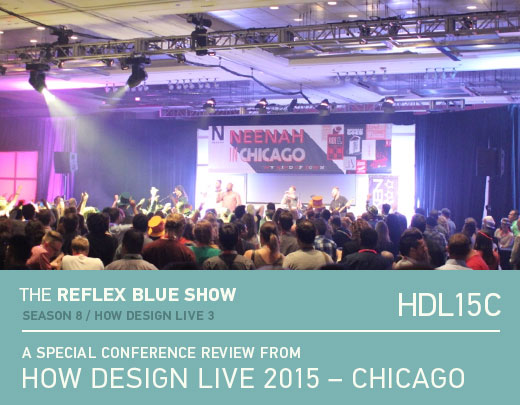 HOW Design Live Conference - Chicago 2015