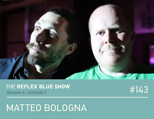 Matteo Bologna Podcast Interview