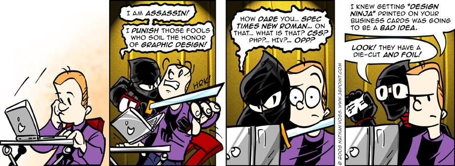 1PT.Rule Comic: Both Real… and Ultimate
