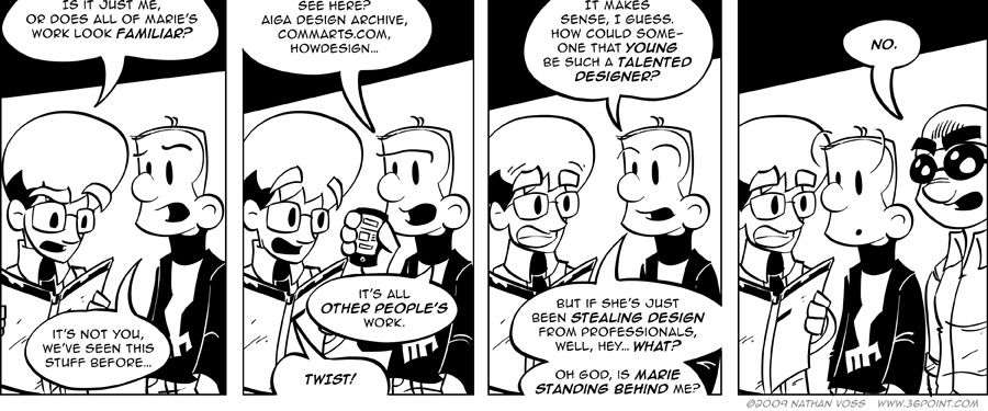 1PT.Rule Comic: …And Shout