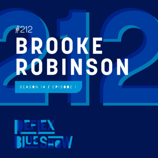 Brooke Robinson: The Reflex Blue Show #212